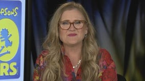 Nancy Cartwright talks 'The Simpsons'
