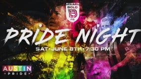Austin Bold FC hosting LGBTQ Pride Night