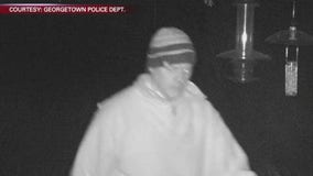 Georgetown PD asking public for help identifying Sun City prowler