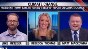 FOX-7 Discussion: Climate Change