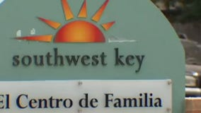 Southwest key protest