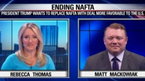 FOX-7 Discussion: Ending NAFTA