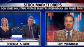 FOX 7 Discussion: Stock market drops