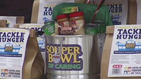Souper Bowl of Caring kicks off to help end hunger in Central Texas