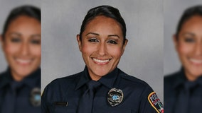 Ride held for SMPD officer who lost her leg