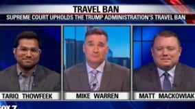 FOX 7 Discussion: Travel Ban