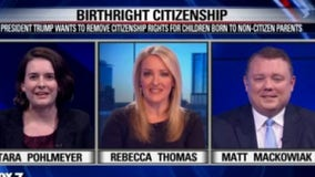 President Wants to Use Executive Order to End Birthright Citizenship