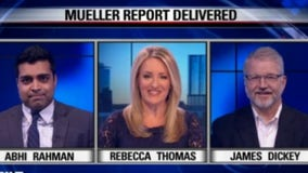 FOX 7 Discussion: Mueller report delivered