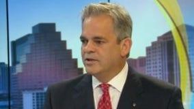 Interview with Austin Mayor Steve Adler - 10/17