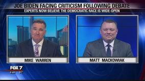 FOX 7 Discussion: Joe Biden on defensive after debates