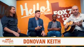 FOX 7 Unplugged: Donovan Keith