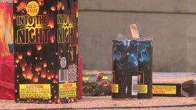 Fourth of July holiday prompts talk of firework safety