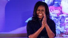 Former First Lady Michelle Obama draws big crowds in Austin