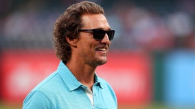 Matthew McConaughey honors troops in Instagram post: 'Thank you for your service'