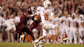 Gov. Abbott willing to help revive the Texas -Texas A&M rivalry game
