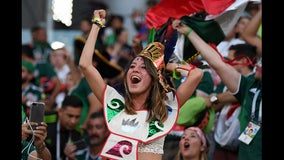 Brazilians hold funeral for Germany while Mexicans hold parade for South Korea; sports are great
