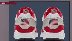 Nike's recalled Betsy Ross sneakers selling for thousands after Kaepernick controversy, TMZ reports