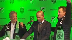MLS formally announces Austin expansion team for 2021