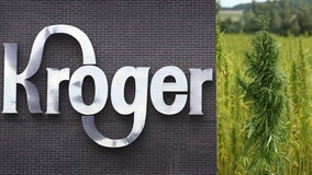 Kroger to sell CBD lotions, oils and creams in stores across 17 states