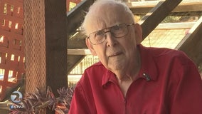 96-YO WWII vet's trip back to Normandy successfully crowdfunded