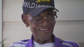 Donations needed for Richard Overton memorial monument at Texas State Cemetery