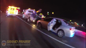 Tow truck driver killed in hit-and-run crash while helping stranded motorist in Grand Prairie