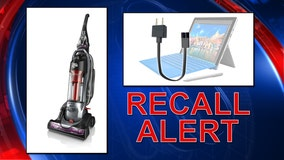 2 well-known products recalled for electrical hazards