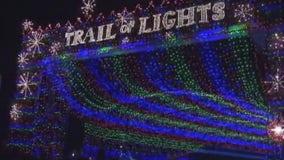 Austin Trail of Lights returns in November as drive-thru event