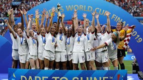 NYC to host ticker-tape parade honoring Women's World Cup winners