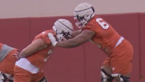 Spring practices kick off for UT Longhorns football