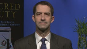 U.S. Sen. Tom Cotton talks about his book