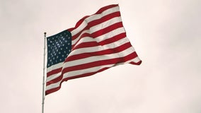 Sens. introduce bill requiring feds' American flags to be American made