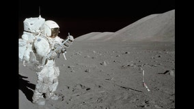 NASA opens moon rock samples sealed since Apollo missions