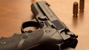 Unloaded gun found in student's backpack at Manor Middle School