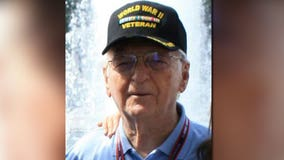 Funeral for WWII veteran & Honor Flight Austin ambassador