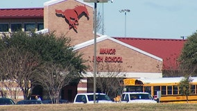 Manor High School staff member tests positive for COVID-19, says Manor ISD