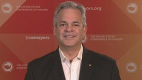 Austin Mayor Adler talks about United States Conference of Mayors