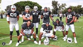 Raiders donate $250k to Oakland school sports