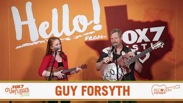 FOX 7 Unplugged: Guy Forsyth