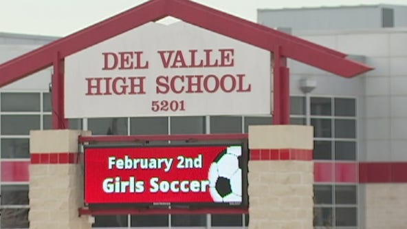 Del Valle HS placed on hold due to student bringing BB gun to campus