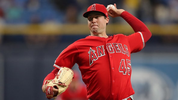 Los Angeles Angels pitcher Tyler Skaggs unexpectedly dies in Texas