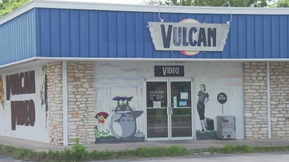 Alamo Drafthouse to rent out Vulcan Video DVD, VHS collection