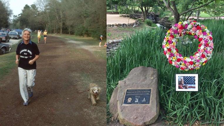 Barbara at Memorial Park-408795