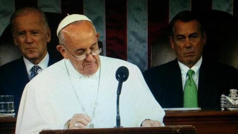 Pope in Congress