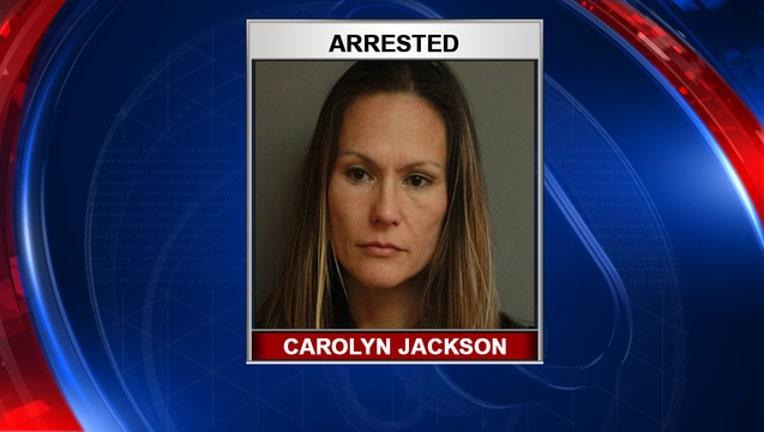 Carolyn Jackson mugshot-401385