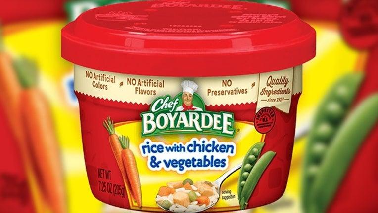 Chef Boyardee - RECALL-401720