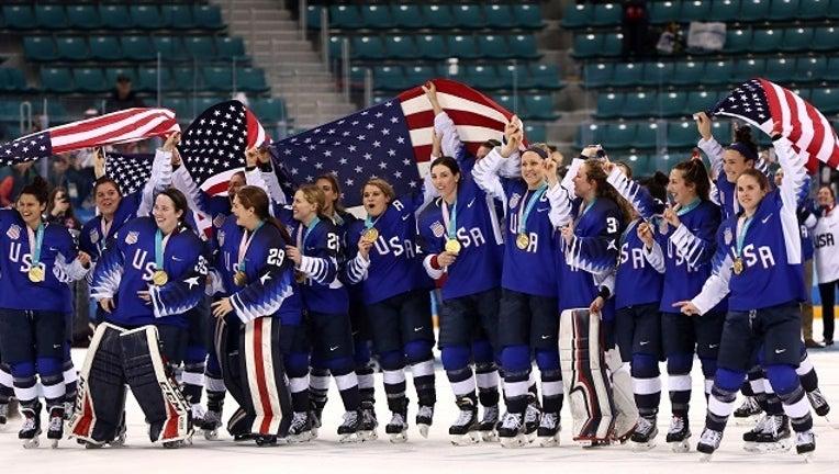 GETTY US Womens Ice Hockey-401096
