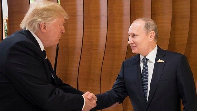GETTY Trump Putin Meet July 7 2017 1-401096