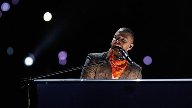 GETTY Justin Timberlake Halftime Show-401096