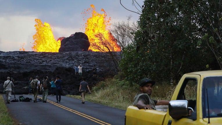 Kilauea Volcano Eruption (GETTY)-408200